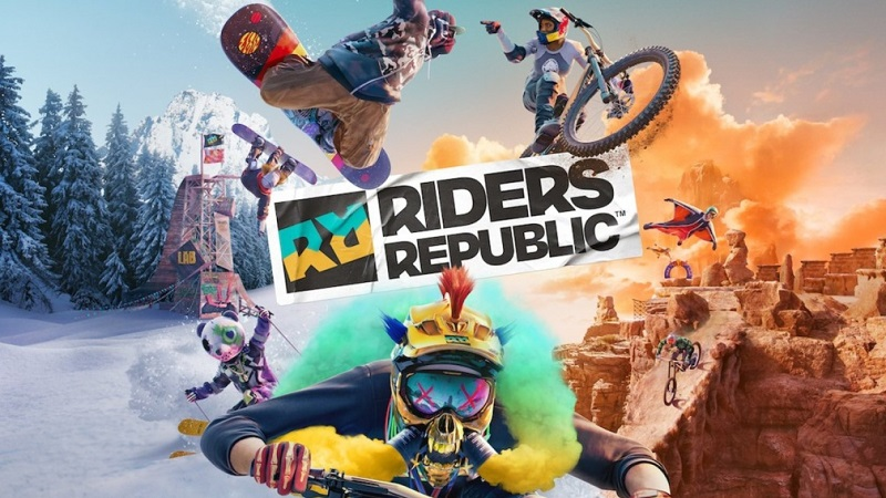 Here's When You'll be Able to Play the Riders Republic Trial