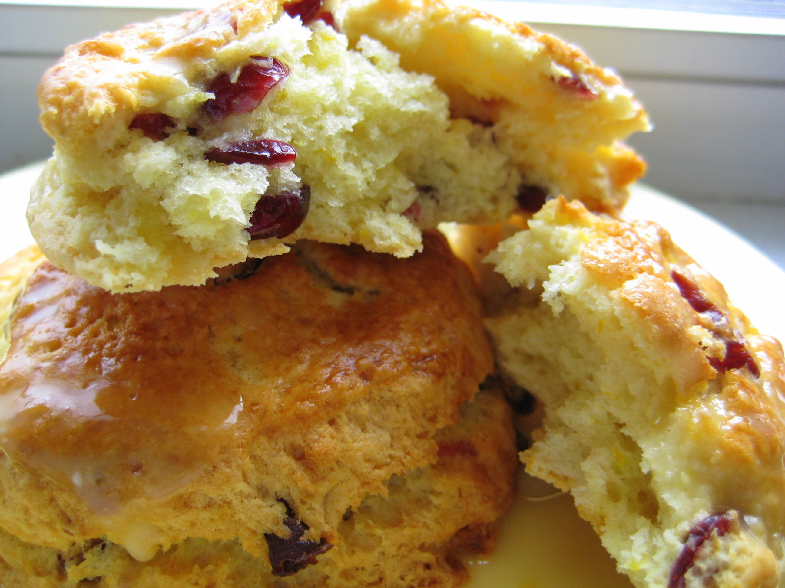 Flaky, buttery, yum