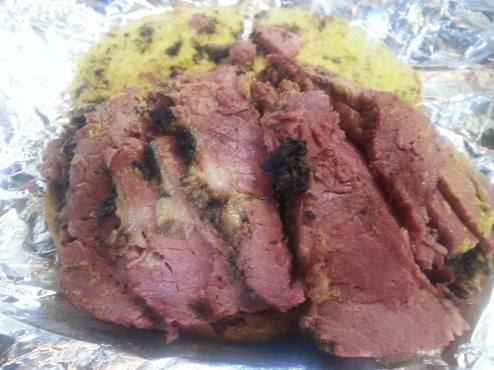 Philly Hershels Pastrami May 2016