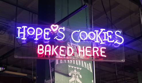 Philly Hopes cookies May 2016
