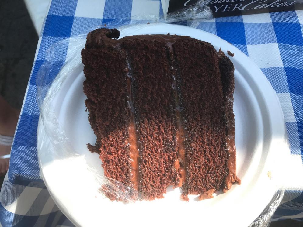 Suagarees Bakery-Chocolate Cake