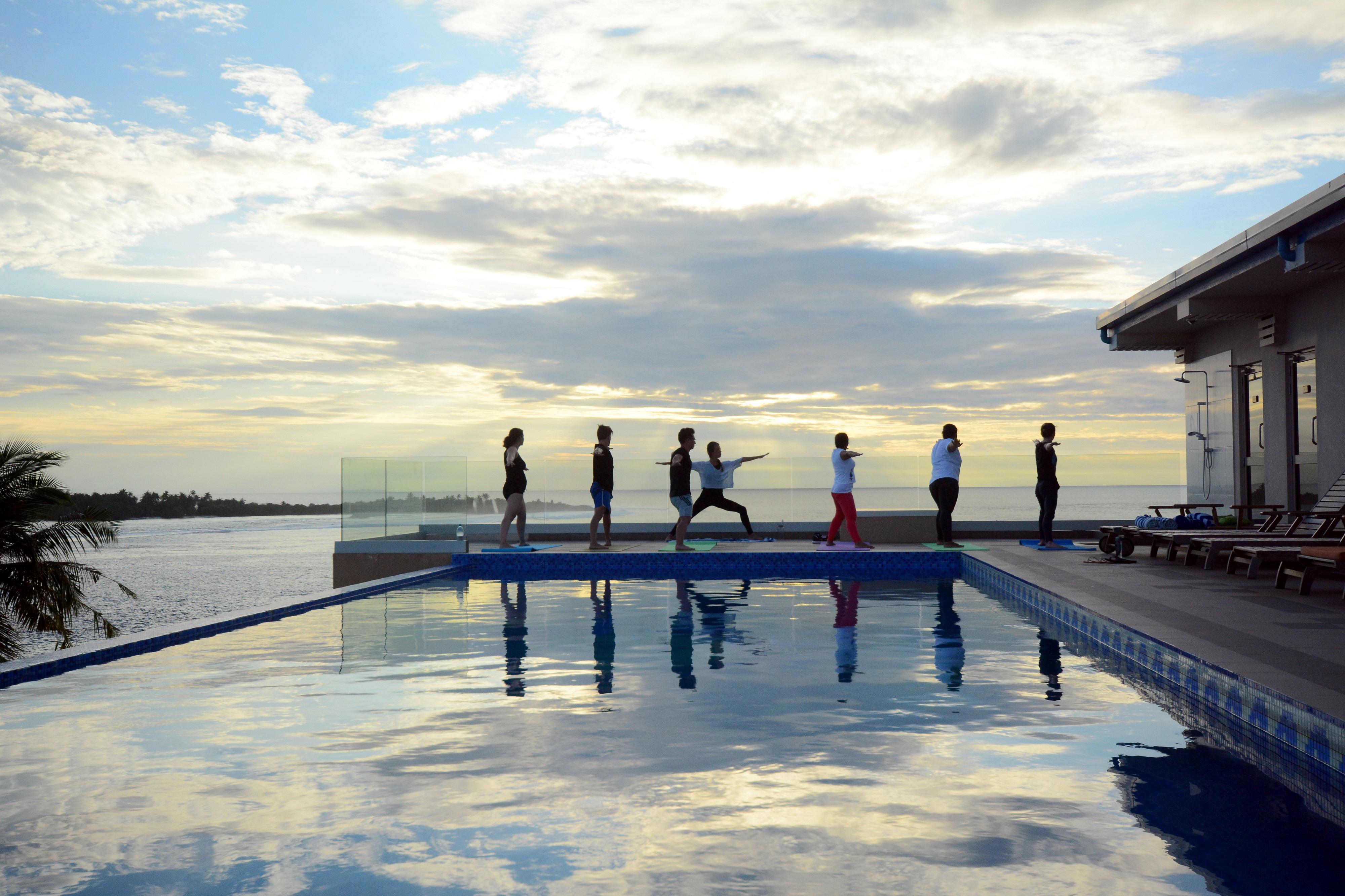 Sunrise Yoga 9