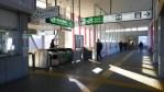 国府多賀城駅に暖かい待合室が欲しい今日この頃(てか椅子が欲しい)