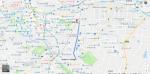 【車載動画】2019.8.15 お盆の朝の小雨の宮城の萩大通り