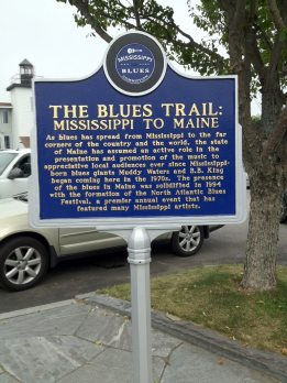 The Blues Trail : Mississippi to Maine