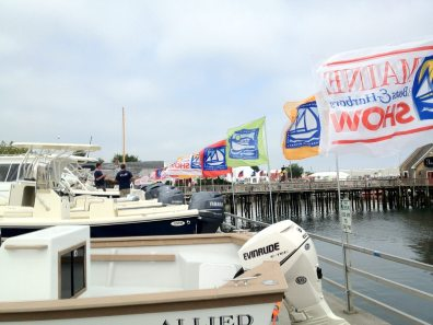 Maine Boat & Harbor Show 2012