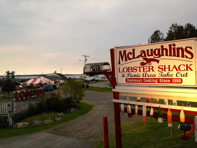 McLaughlins Lobster Shack