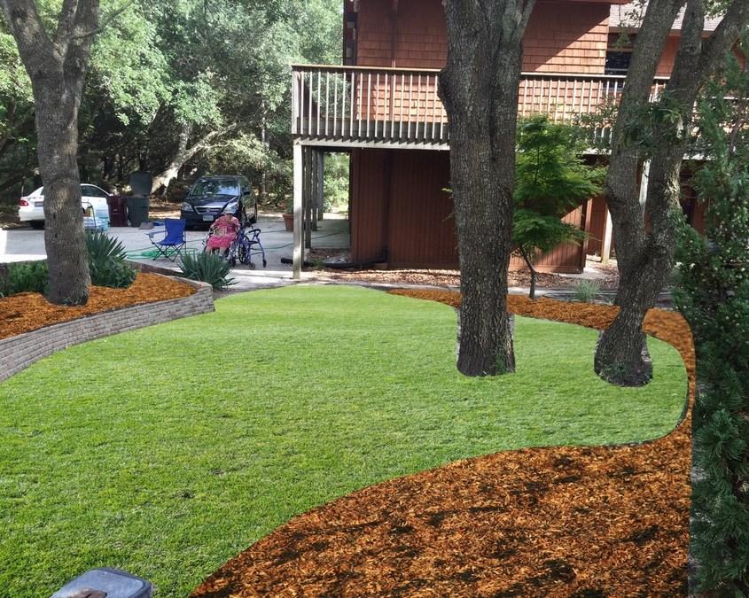 Landscaping renovations four seasons landscaping obx for Landscape renovations
