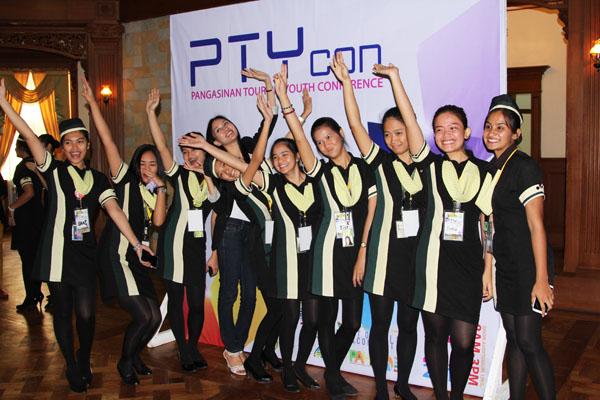 tourism students pangasinan pty con