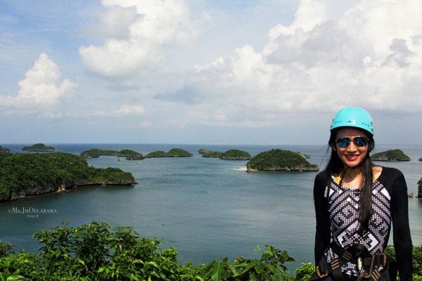hundred islands alaminos governors island vew deck