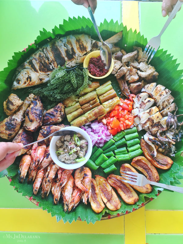 grilled seafood alaminos food photography pangasinan
