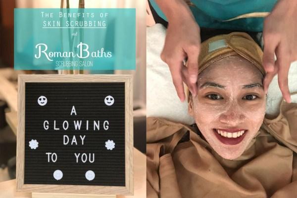 Lifestyle Blog Benefits of Skin Scrubbing Roman Baths Scrubbing Salon