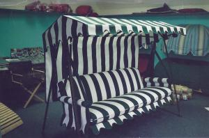 Antique-Porch-Swing-Re-cover