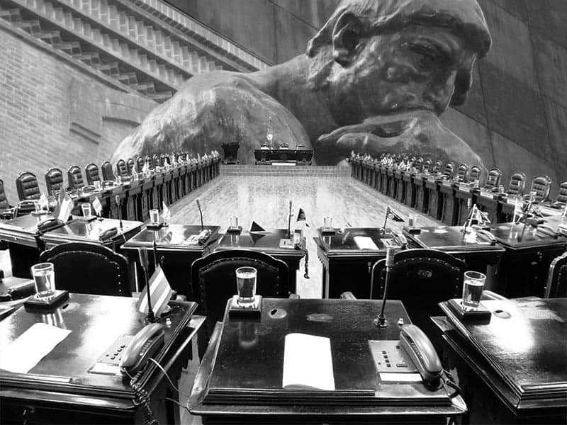 Una Asamblea Legislativa sin ideas