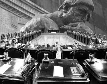 La Asamblea Legislativa tiene un nivel de debate político mediocre