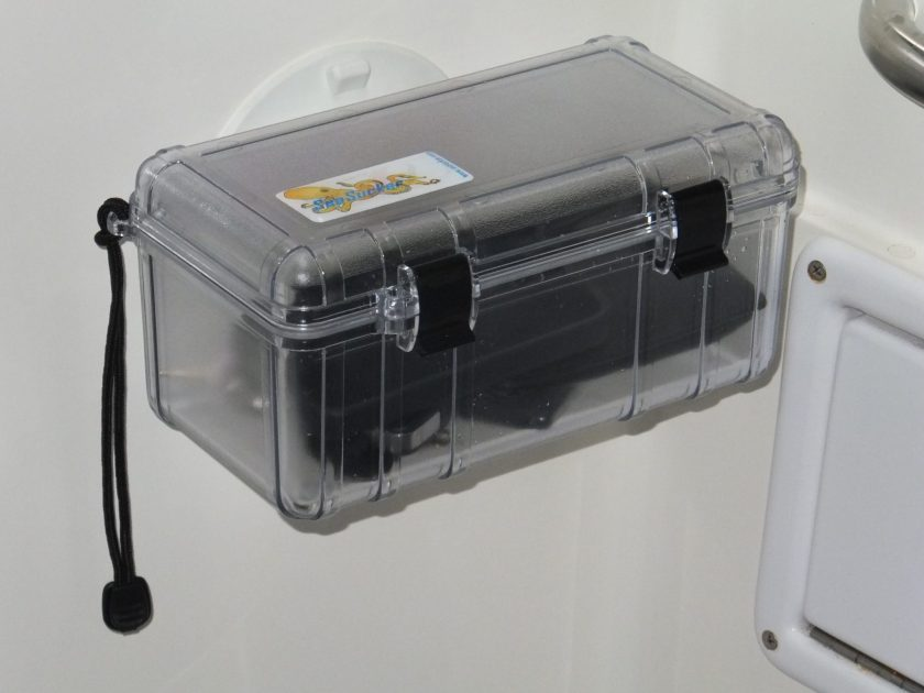 Large Dry Box Vertical Mount