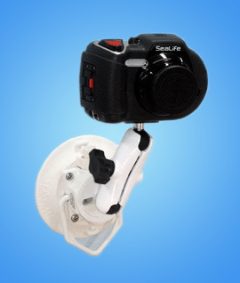 Camera Mount with 114mm SeaSucker
