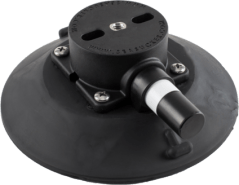 SeaSucker 152 mm Black Vacuum Mount