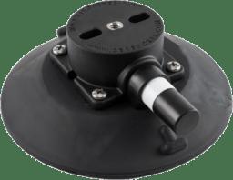 SeaSucker 152 mm Black Vacuum Mount