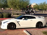 Nissan Skyline Bike Rack - The Mini Bomber