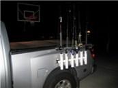 Using the SeaSucker 6 Rod Holder for land based fishing