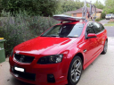 Talon Bike Rack - Holden Commodore