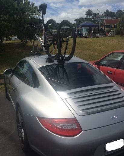 Porsche 911 Bike Rack Seasucker Down Under