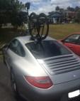 Porsche 911 Bike Rack – The Talon