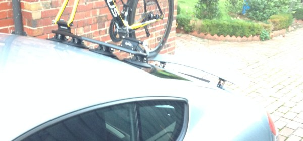 Porsche Cayman S Bike Rack – The Mini Bomber Solution
