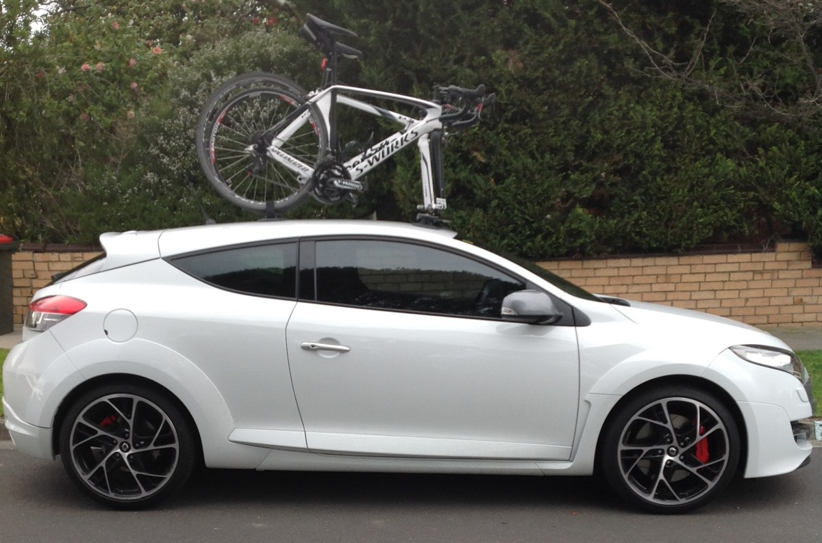 Renault Megane RS Bike Rack