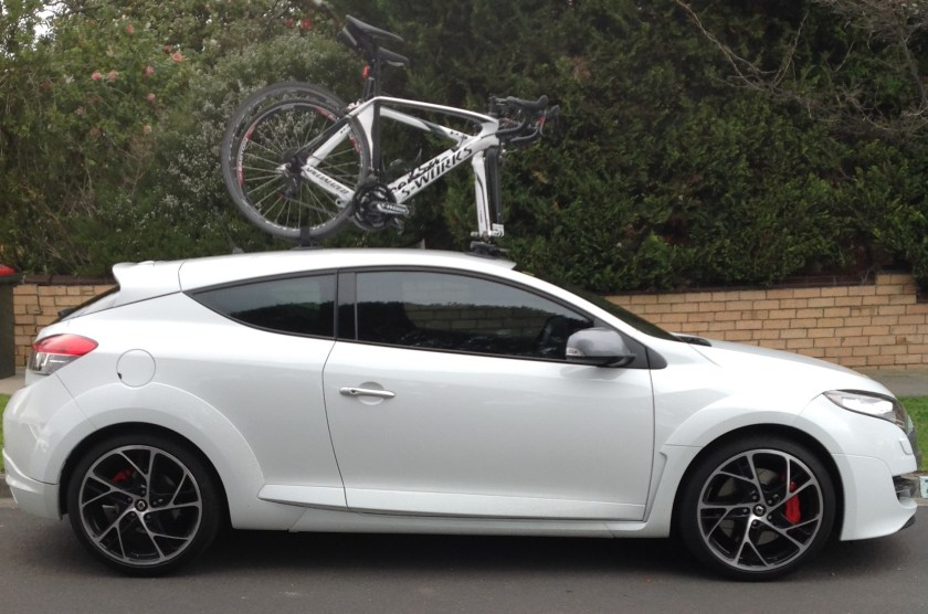 Renault Megane Bike Rack – The Mini Bomber