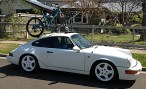 Porsche Carrera 2 Bike Rack