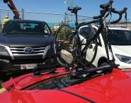 Toyota 86 with Mini Bomber