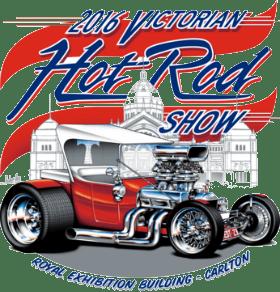 Victorian Hot Rod Show logo