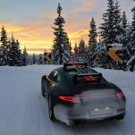 Porsche Ski Rack - The SeaSucker Ski Rack