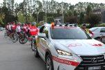 Tour De Cure - SeaSucker Bomber Bike Racks
