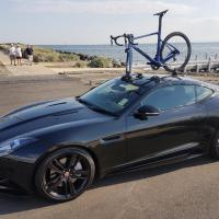 Jaguar F-Type Bike Rack