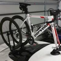 Lotus Evora S Bike Rack