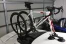 Lotus Evora S Bike Rack - the SeaSucker Talon