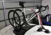 Lotus Evora S Bike Rack - the SeaSucker Talon