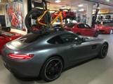 Mercedes AMG GT Bike Rack - The SeaSucker Talon