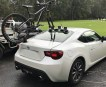 Toyota 86 Bike Rack - the SeaSucker Mini Bomber
