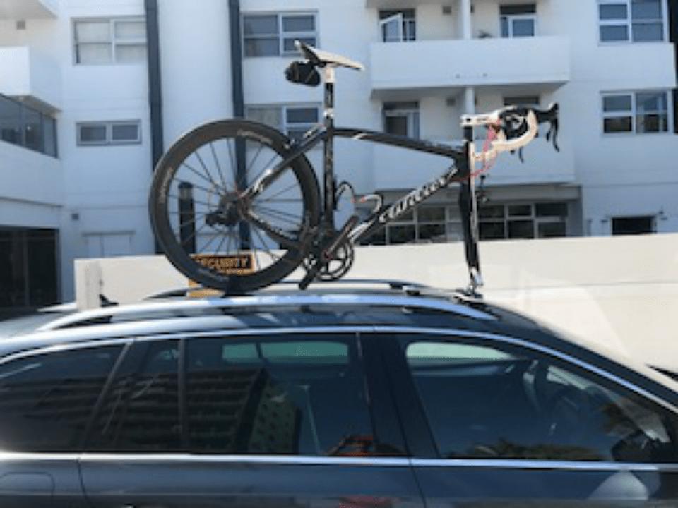 Skoda Octavia Bike Rack - The SeaSucker Talon