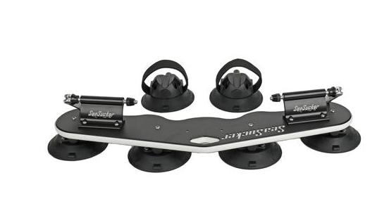 Mini Bomber Bike Rack on SUV & 4WD Vehicles