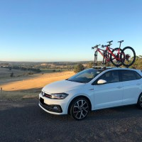 VW Polo GTI Bike Rack