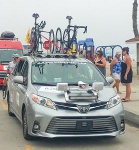 Team Jefferson with SeaSucker Bike Racks