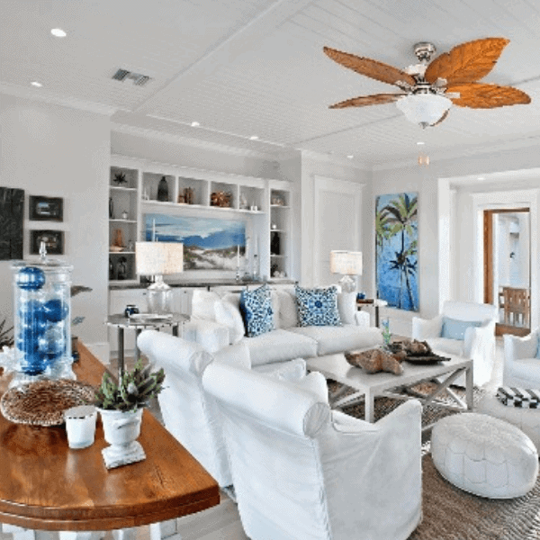 key west style ceiling fans seas your day