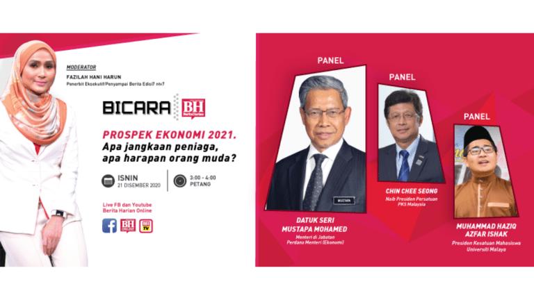 Economic Prospects 2021 – Bicara Berita Harian