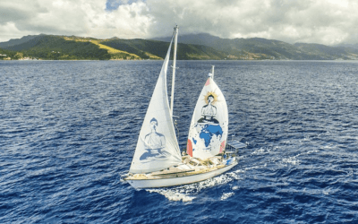 How do I get high-speed Internet on my boat like s/v Delos?