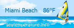 Sea water temperature Ocean Temperature